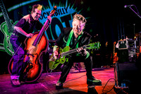 Brian Setzer (From Stray Cats) and the Rockabilly Riots at the Fremantle Art Centre 2012